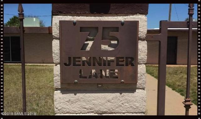 75 E Jennifer Lane 1,2,3, Sierra Vista, AZ 85635 (#166891) :: Long Realty Company