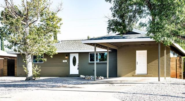 74 NW Freihage Drive, Sierra Vista, AZ 85635 (MLS #166959) :: Service First Realty