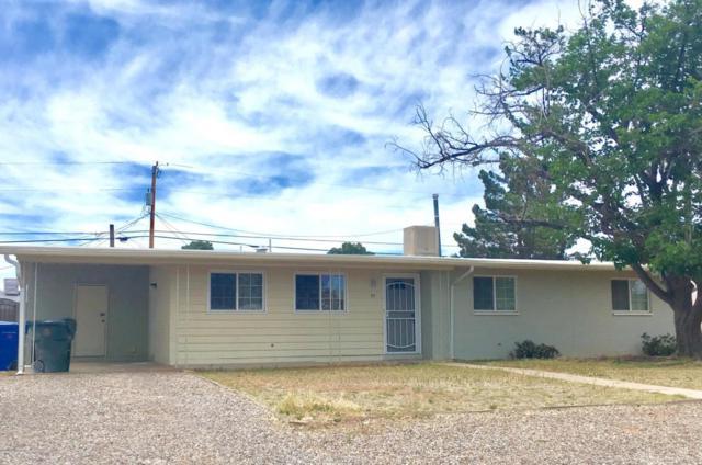 74 NE Martin Drive, Sierra Vista, AZ 85635 (MLS #166961) :: Service First Realty