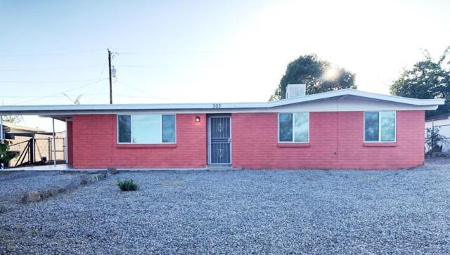 303 N Fairbanks Street, Huachuca City, AZ 85616 (MLS #166966) :: Service First Realty