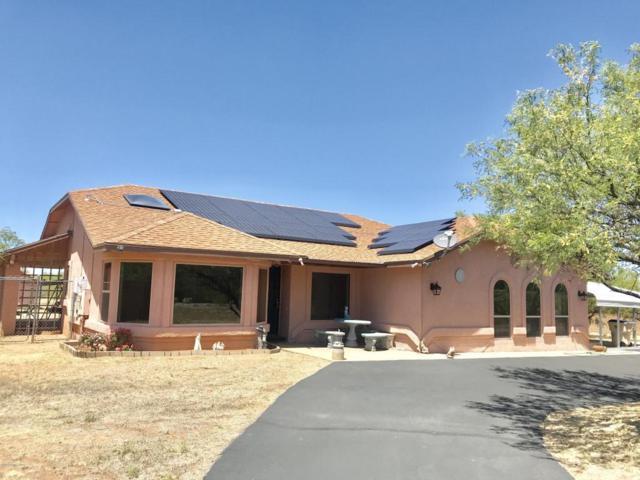 3513 E Navaho Street, Sierra Vista, AZ 85650 (MLS #166987) :: Service First Realty