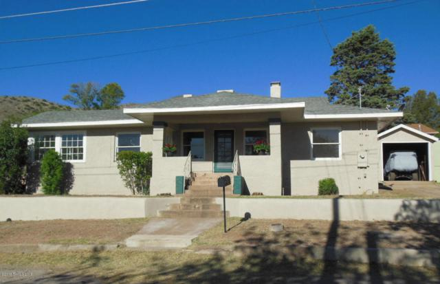 205 Mill Road, Bisbee, AZ 85603 (MLS #166994) :: Service First Realty