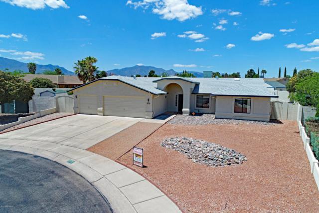 1850 Camino Montana, Sierra Vista, AZ 85635 (MLS #167012) :: Service First Realty