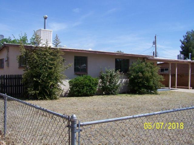 265 Steffen Street, Sierra Vista, AZ 85635 (MLS #167016) :: Service First Realty