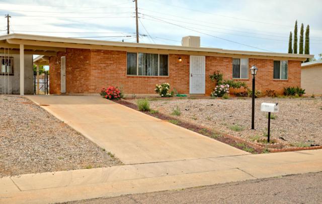 432 Pine Tree Drive, Sierra Vista, AZ 85635 (MLS #167033) :: Service First Realty