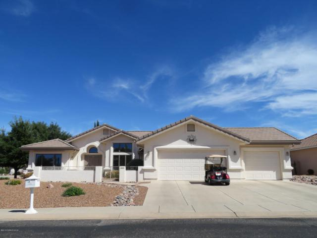 2840 Coral Brooke Drive, Sierra Vista, AZ 85650 (MLS #167036) :: Service First Realty