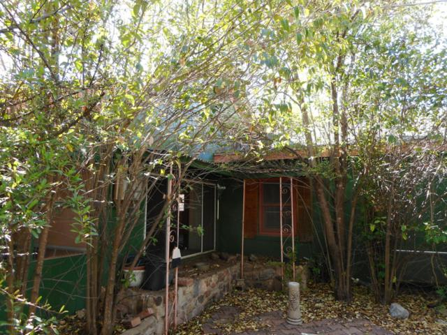 50 Wood, Bisbee, AZ 85603 (MLS #167042) :: Service First Realty