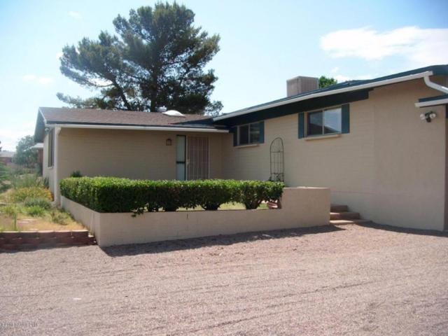 9 Cochise Lane, Bisbee, AZ 85603 (MLS #167059) :: Service First Realty