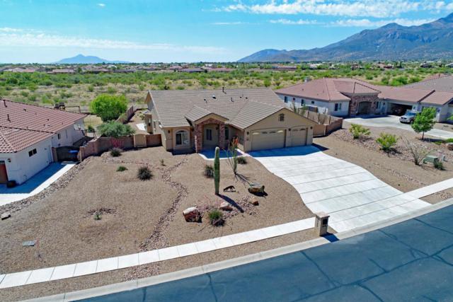 3765 La Terraza Drive, Sierra Vista, AZ 85650 (MLS #167082) :: Service First Realty
