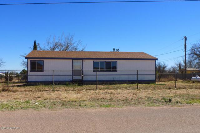 96 Via Chica, Huachuca City, AZ 85616 (MLS #167085) :: Service First Realty
