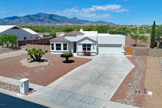 3626 Plaza De La Rosa, Sierra Vista, AZ 85650 (MLS #167087) :: Service First Realty