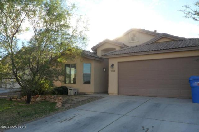 2352 Copper Smith Street, Sierra Vista, AZ 85635 (MLS #167099) :: Service First Realty