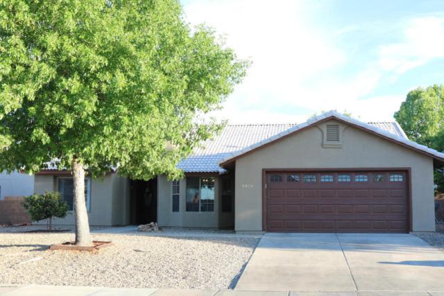 2876 Cabo Villano Drive, Sierra Vista, AZ 85650 (MLS #167106) :: Service First Realty