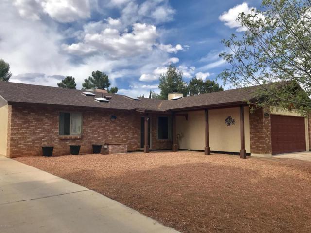 5105 Camino De Arena, Sierra Vista, AZ 85635 (MLS #167107) :: Service First Realty