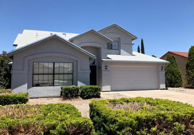 2697 Raven Drive, Sierra Vista, AZ 85650 (MLS #167128) :: Service First Realty