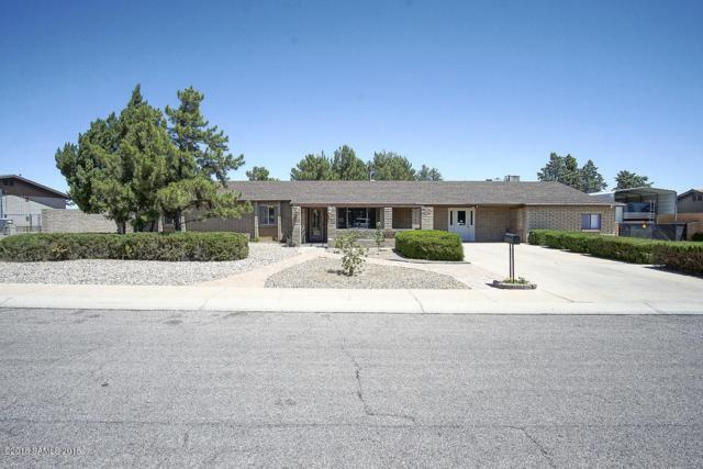 1931 Cristina Avenue, Sierra Vista, AZ 85635 (MLS #167131) :: Service First Realty