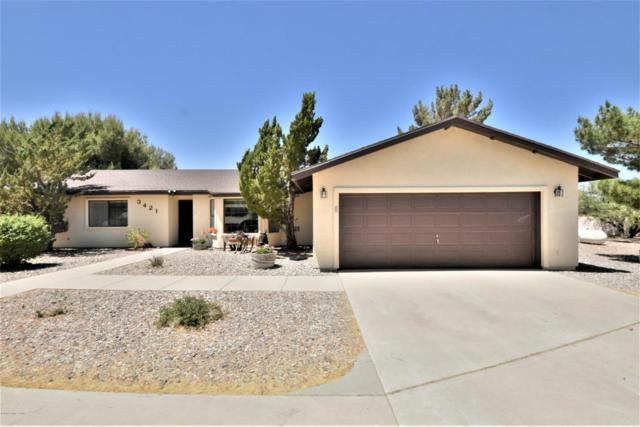 3421 E Ojibwa Street, Sierra Vista, AZ 85650 (MLS #167137) :: Service First Realty