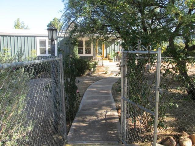 4650 E Cooper Street, Sierra Vista, AZ 85650 (MLS #167175) :: Service First Realty