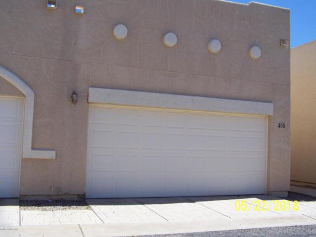 408 Robin Court, Sierra Vista, AZ 85635 (MLS #167180) :: Service First Realty