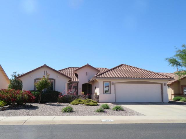 2805 Coral Brooke Drive, Sierra Vista, AZ 85650 (MLS #167204) :: Service First Realty