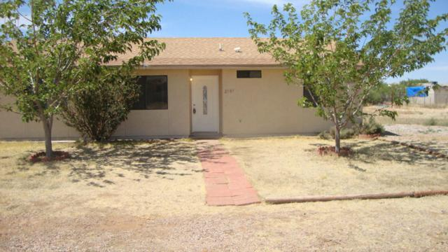 2191 N Boxwood Lane, Huachuca City, AZ 85616 (MLS #167223) :: Service First Realty