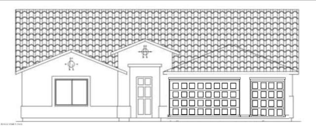 4275 Christopher Drive Lot 32, Sierra Vista, AZ 85650 (MLS #167225) :: Service First Realty