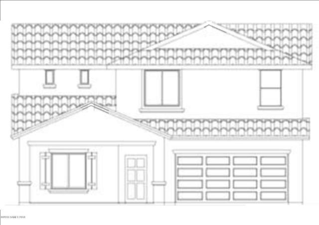 3435 Rhapsody Drive Lot 30, Sierra Vista, AZ 85650 (MLS #167226) :: Service First Realty