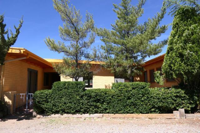 5000 S Sioux Avenue, Sierra Vista, AZ 85650 (MLS #167247) :: Service First Realty
