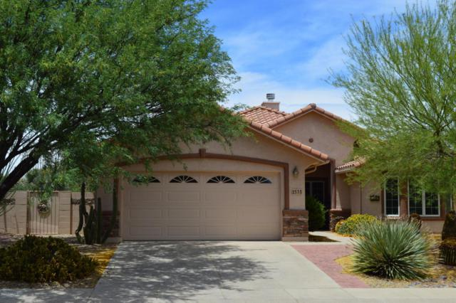 2533 Coral Brooke Drive, Sierra Vista, AZ 85650 (MLS #167277) :: Service First Realty