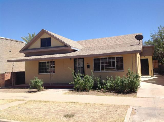 641 E 8th Street, Douglas, AZ 85607 (#167281) :: Long Realty Company