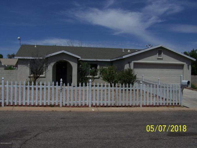 117 Buffalo Drive, Huachuca City, AZ 85616 (MLS #167284) :: Service First Realty