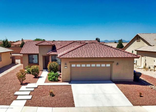 1849 Soaring Hawk Drive, Sierra Vista, AZ 85635 (MLS #167307) :: Service First Realty