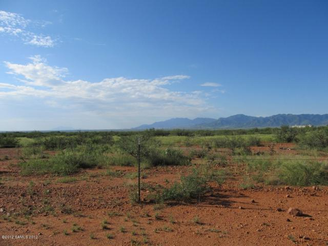 Lot 36b El Rancho Blvd, Huachuca City, AZ 85616 (#167311) :: Long Realty Company
