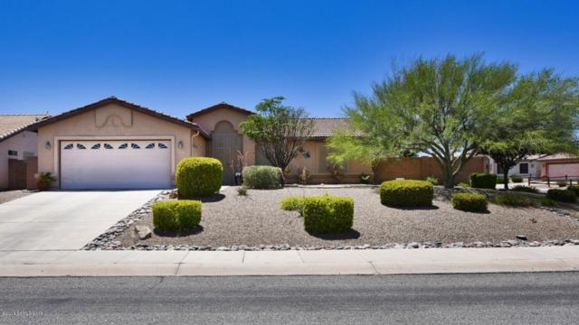 3700 Barahona Drive, Sierra Vista, AZ 85650 (MLS #167333) :: Service First Realty