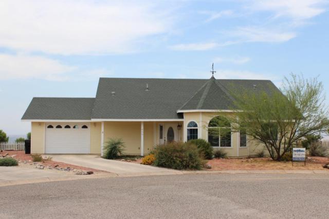 530 Camino De Nevada, Bisbee, AZ 85603 (MLS #167351) :: Service First Realty