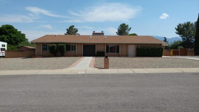 600 Canterbury Drive, Sierra Vista, AZ 85635 (MLS #167352) :: Service First Realty