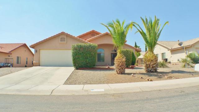 2572 Sierra Bermeja Drive, Sierra Vista, AZ 85650 (MLS #167360) :: Service First Realty