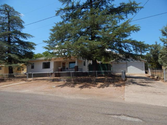 307 Mill Road, Bisbee, AZ 85603 (MLS #167410) :: Service First Realty