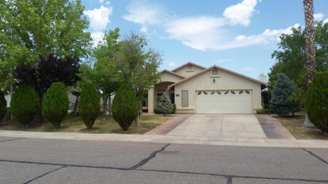 1685 E Cottonwood Drive, Sierra Vista, AZ 85635 (MLS #167412) :: Service First Realty
