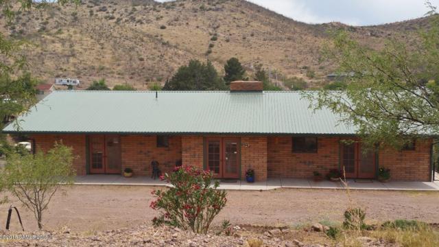 309 Black Knob View, Bisbee, AZ 85603 (#167422) :: Long Realty Company