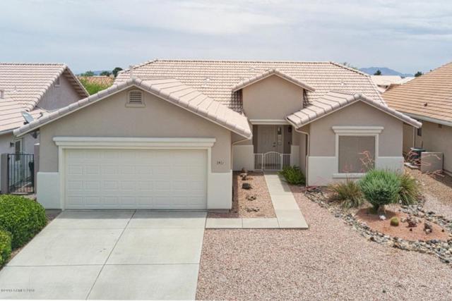 2821 Stonehenge Drive, Sierra Vista, AZ 85650 (MLS #167428) :: Service First Realty