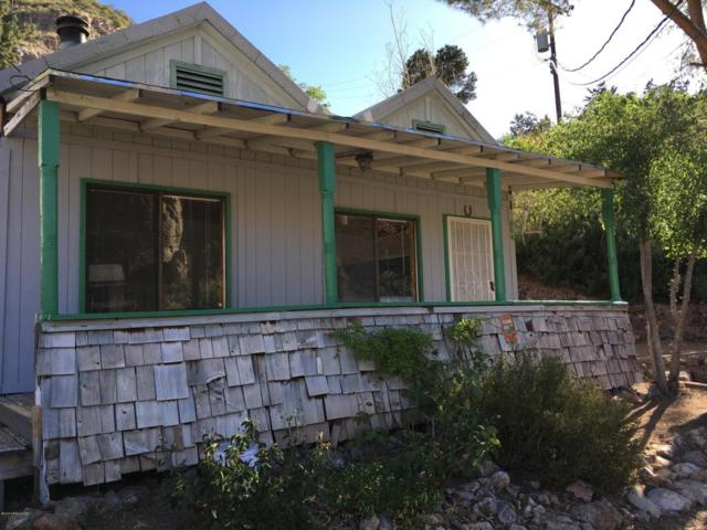 98 A Quality Hill Road, Bisbee, AZ 85603 (MLS #167436) :: Service First Realty