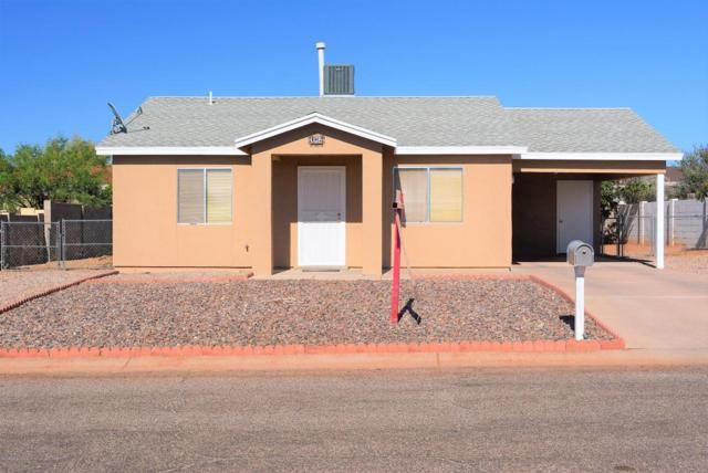 102 Arrowhead Drive, Huachuca City, AZ 85616 (MLS #167440) :: Service First Realty