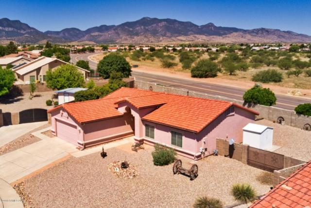 3563 Plaza De La Yerba, Sierra Vista, AZ 85650 (MLS #167482) :: Service First Realty