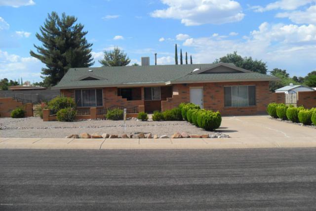 1043 Katherine Drive, Sierra Vista, AZ 85635 (MLS #167530) :: Service First Realty