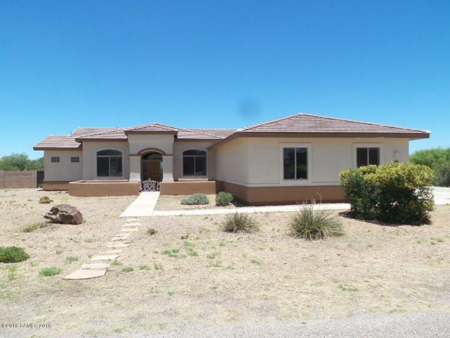 5405 E Lantana Drive, Sierra Vista, AZ 85650 (MLS #167536) :: Service First Realty