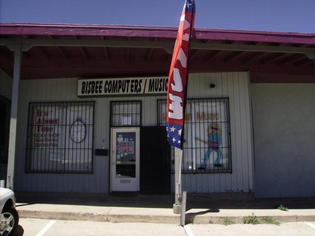 1326 W Highway 92 #4, Bisbee, AZ 85603 (#167540) :: Long Realty Company