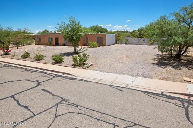1781 Driftwood Circle, Sierra Vista, AZ 85635 (MLS #167571) :: Service First Realty