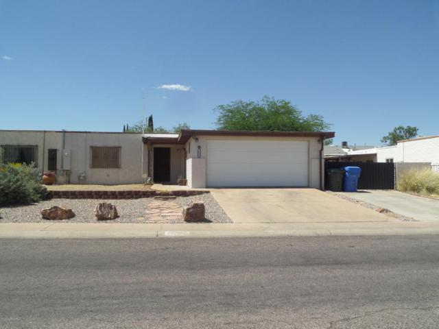 1249 E Carmelita Drive, Sierra Vista, AZ 85635 (MLS #167580) :: Service First Realty