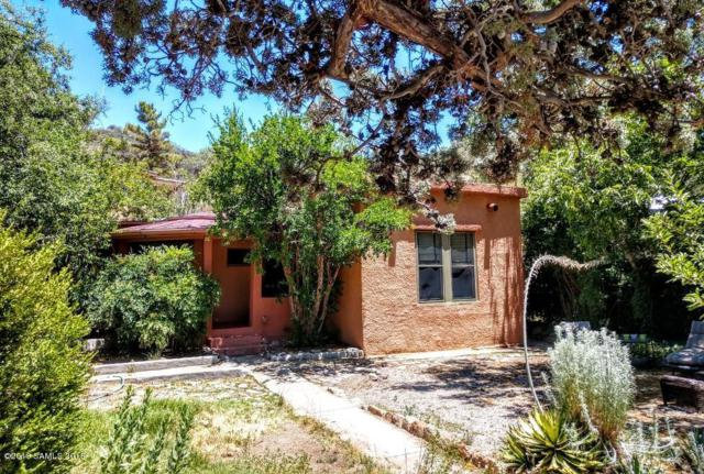 55 Wood Canyon, Bisbee, AZ 85603 (MLS #167584) :: Service First Realty